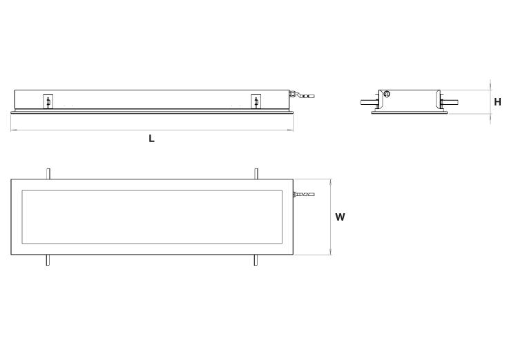 Cleanroom IP44 Dimensions v1 300421