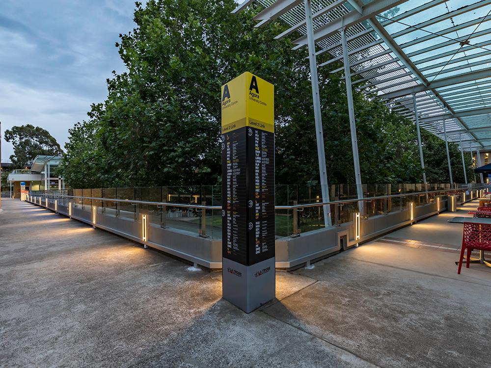 La Trobe University Public Lighting Stages 2 and 3