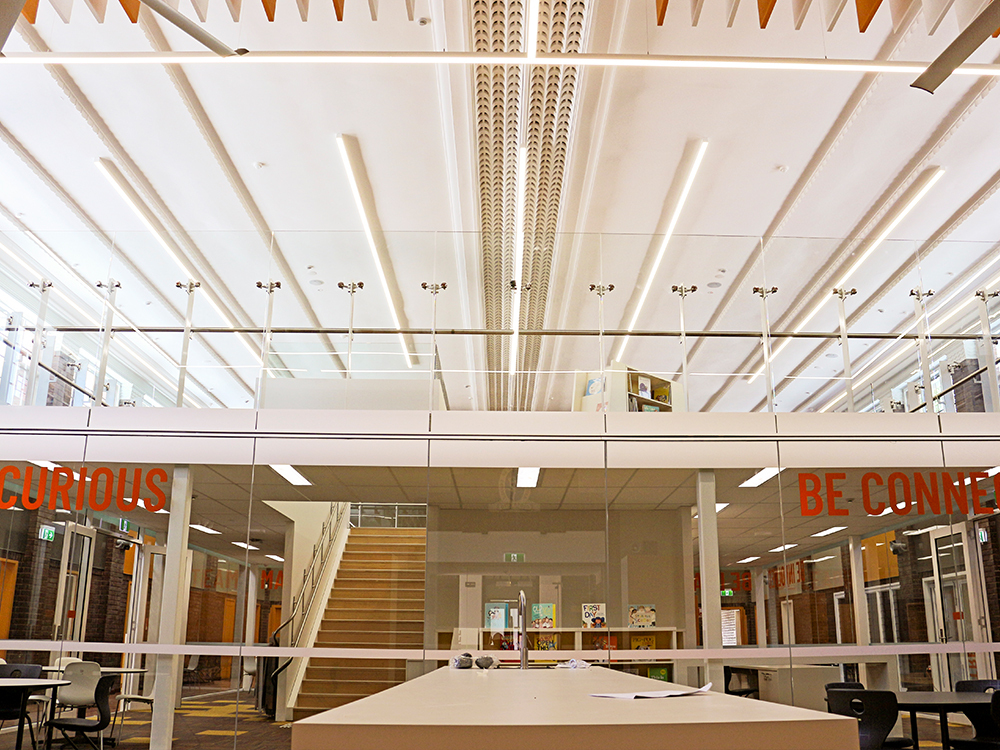 Featured project sth melbourne primary 2