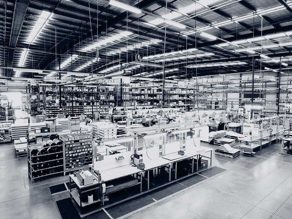 Thumb local manufacturing